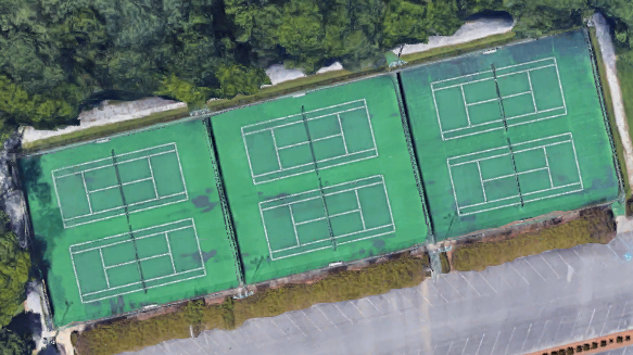 Rivermont Tennis Courts