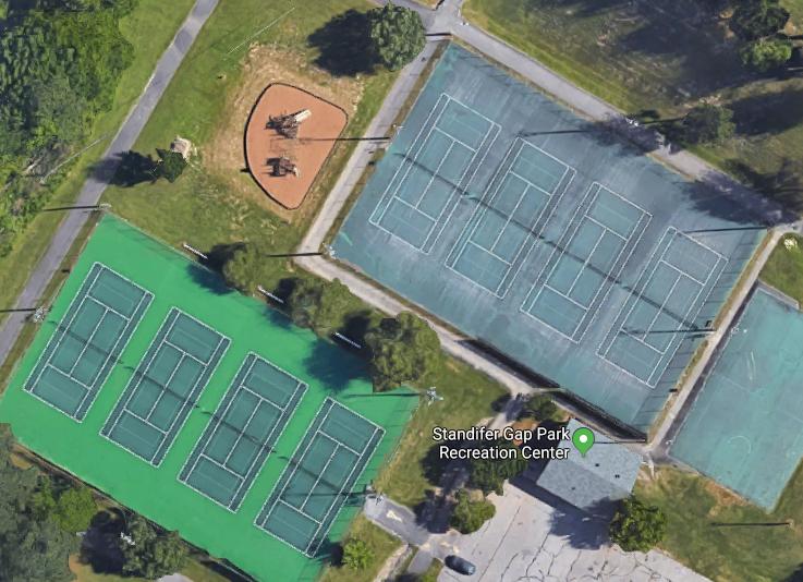 Standifer Gap Courts