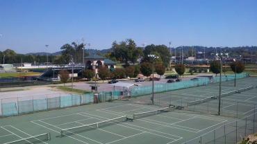 Warner Park Courts
